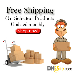 DH Gate Free Shipping